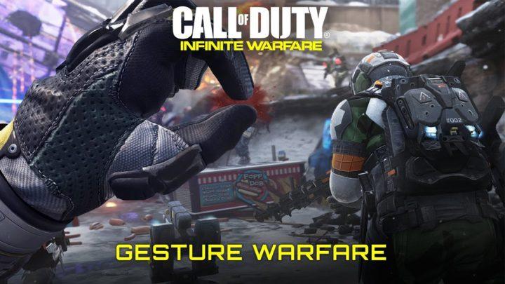 CoD:IW:「Gesture Warfare」がダブルXPで限定復活、来週月曜に「特別な発表」も