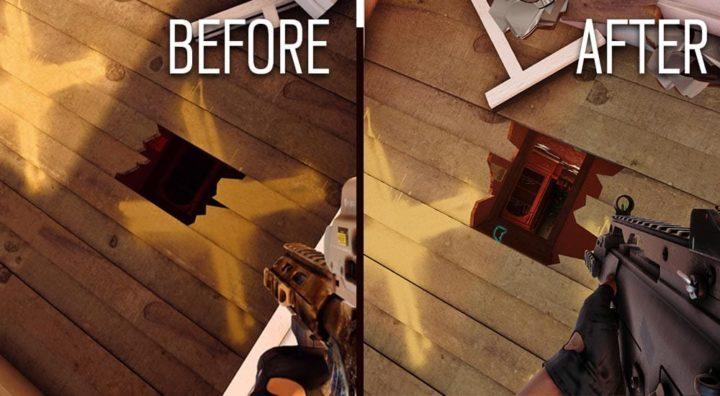 improved lighting
