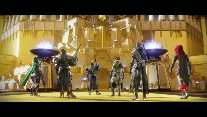 Destiny 2:目玉コンテンツ、レイド「リヴァイアサン」を動画付きで攻略解説