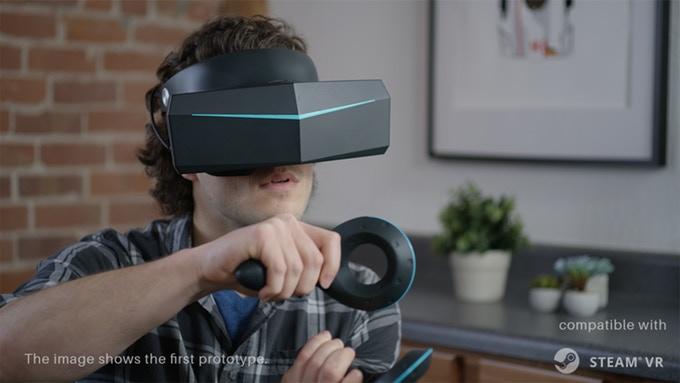 世界初8K解像度VRヘッドセットがKickstarterで話題に、すでに目標の6.5倍の資金を調達