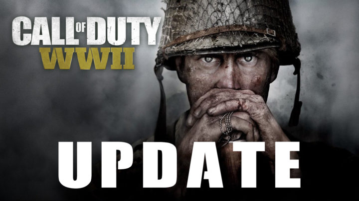 PC版『CoD:WWII』に最新アップデート配信、勝利数バグや司令部の修正など