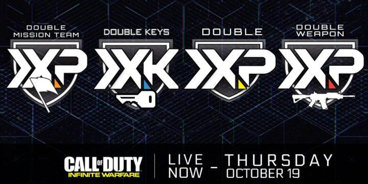 CoD:IW:第4弾DLC「Retribution」にて4つのダブルイベントが一挙開催中(X1/PC)