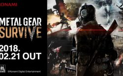 『METAL GEAR SURVIVE』2018年2月21日に発売決定、先行体験会も実施