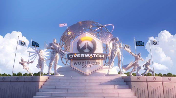 オーバーウォッチ: eスポーツ関連機能が大幅強化、「Overwatch World Cup 2017」内にて実装へ