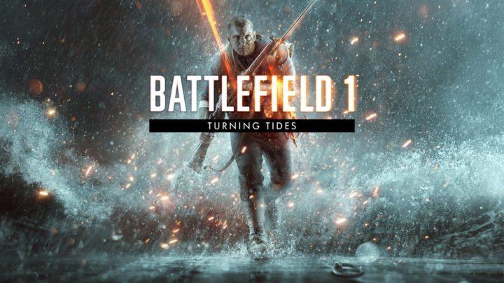 BF1: 「Turning Tides」では新巨大兵器は無し、新エリート兵とグラップリングフックが登場