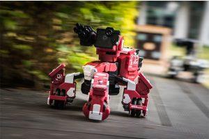 現実世界でFPSロボバトル!キックスターターで新しいロボット玩具「GEIO」がわずか1日で資金を獲得