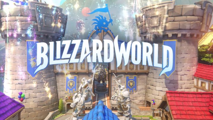 オーバーウォッチ: 新マップ「Blizzard World」実装、多数のバグ修正を含むパッチノートも公開(PTR)