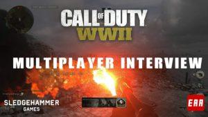 独占:『CoD:WWII』マルチプレイヤー・デザイナーインタビュー