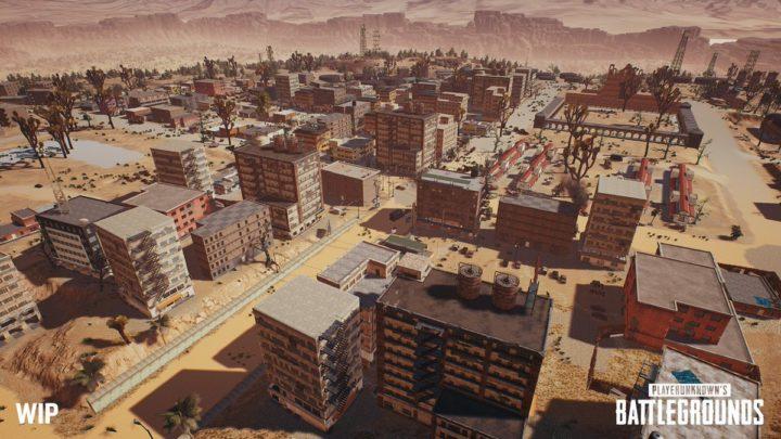 """PUBG: 新マップ""""砂漠""""が当初の4平方kmから2倍の8平方kmの大きさに変更、その他の新ディティールもいくつか判明"""