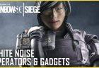 レインボーシックス シージ: 「オペレーション White Noise」の新オペレーターのガジェット紹介ムービーが公開、リリース日は現地時間12月5日に決定