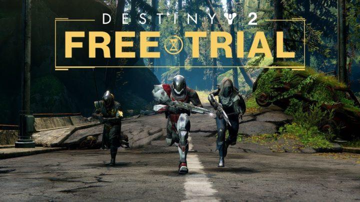 Destiny 2: 無料体験版の配信開始(PS4)