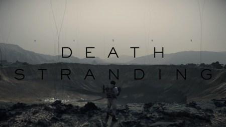 謎が謎を呼ぶ『DEATH STRANDING』小島監督自らティザートレーラーを説明、いくつかのゲームシステムが明らかに