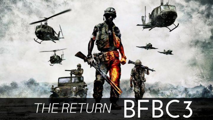 噂 :2018年版『バトルフィールド』は『Battlefield: Bad Company 3』で舞台はベトナム戦争・冷戦時代