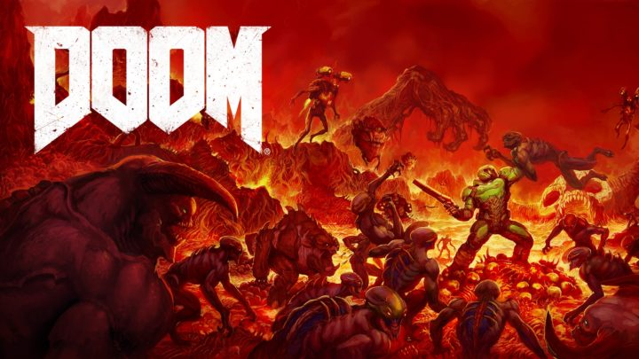 Nintendo Switch DOOM