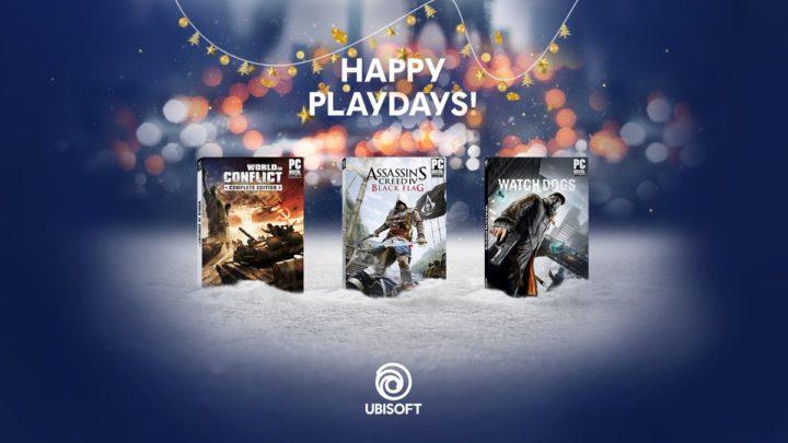 PC版『ウォッチドッグス』『アサシンクリード4』『World in Conflict』無料配布中、12月23日まで