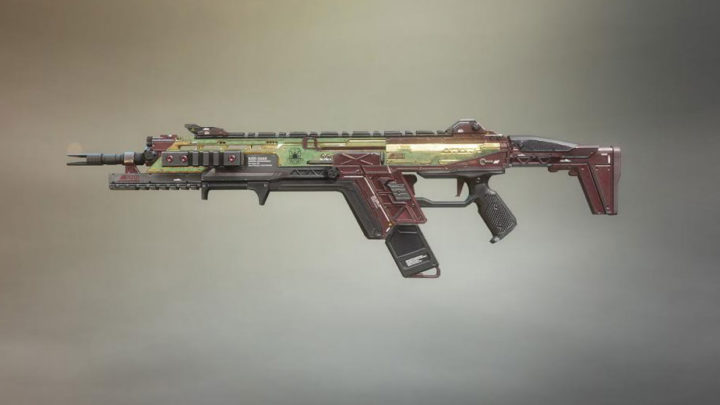 Crimson Fury R-201 Carbine