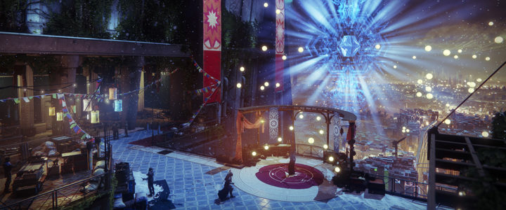 Destiny 2: 年末年始ゲーム内イベント「暁旦」情報ひとまとめ、雪合戦などの多彩なイベント開催中
