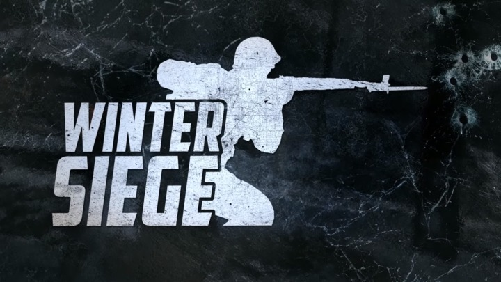 Call of Duty WWII Winter Siege