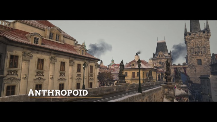 COD:WWII The Resistance フランス抵抗軍 Anthropoid
