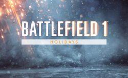 BF1: ホリデーイベント開催中、「有刺鉄線バット」獲得可能なミッション他、経験値2倍イベント実施中