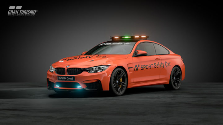 BMW M4 Safety Car
