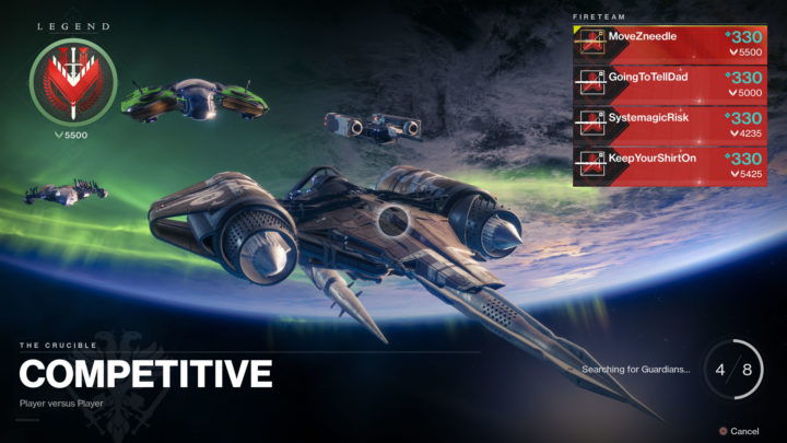 Destiny 2: 今後の大幅改善内容発表、課金要素減少・プライベートマッチ・6vs6の復活・ランク制度実装など