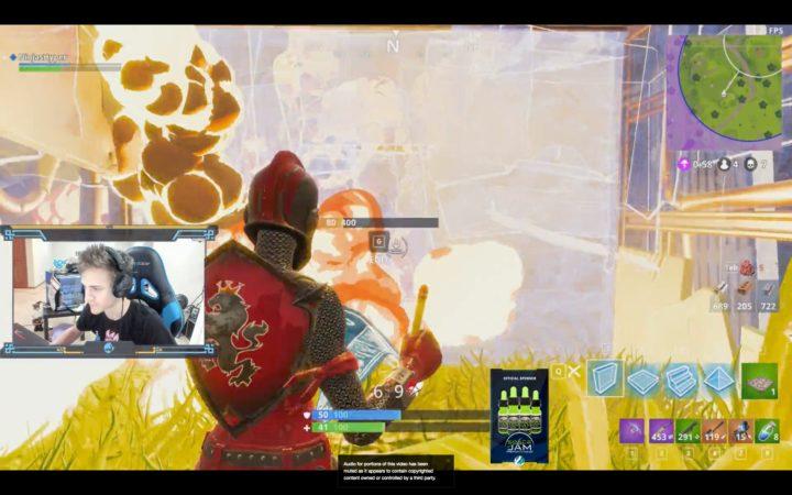フォートナイト Fortnite Ninja Daequan