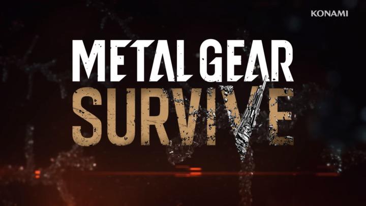 ゾンビメタルギア『METAL GEAR SURVIVE』シングルプレイトレーラー公開、世界設定が判明
