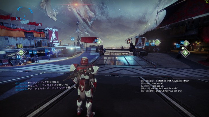 Destiny 2: ナイトフォールにスコア制度が実装、PC版には全体チャットが導入されたパッチノート1.1.3