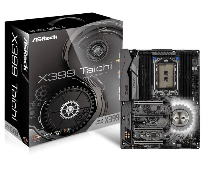 ASRock X399 Taichi