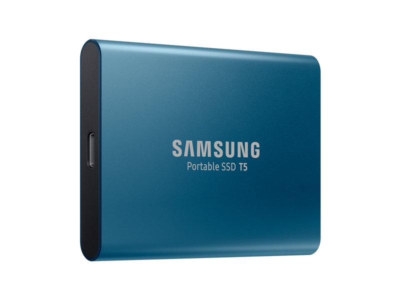 SAMSUNG Portable SSD T5