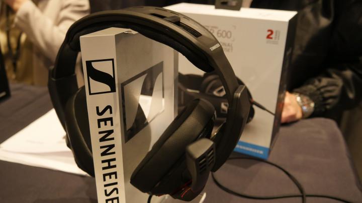 ゼンハイザー製ゲーミングヘッドセット「GSP500」「GSP600」簡易レビュー