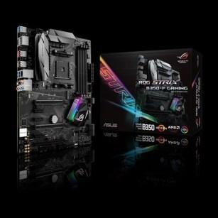 ASUS: STRIX B350-F GAMING