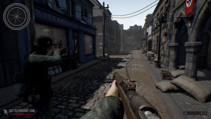 Battalion 1944:正式版リリースまでのロードマップ公開、正式版は2019年リリースで全DLC無料に