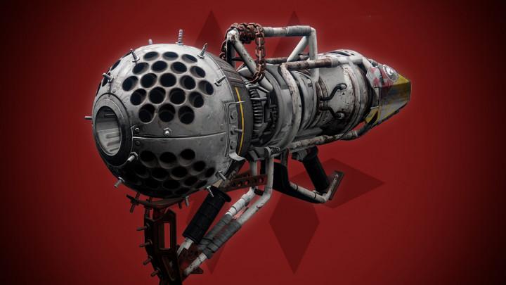 ワードクリフコイル用武器装飾「Dieselpunk」
