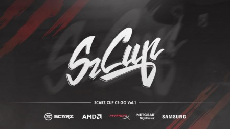 『CS:GO』の賞金付きオンライン大会「SCARZ CUP CS:GO vol.1」3月3日開催、視聴者プレゼントもあり