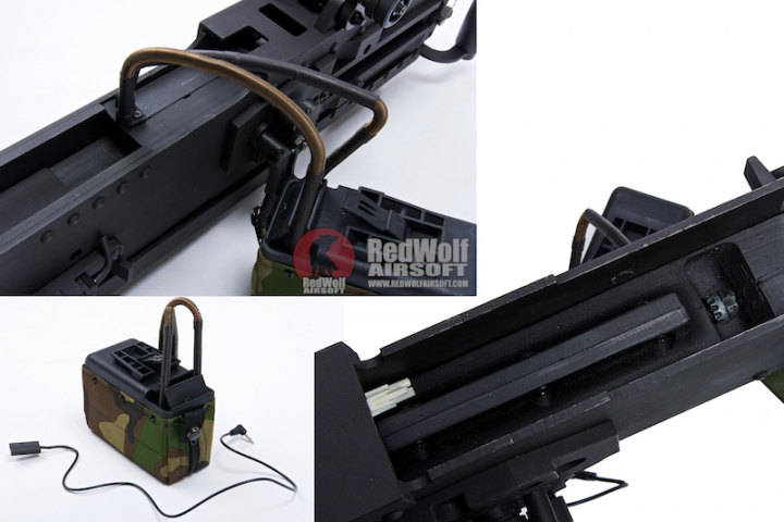 M2ブローニング重機関銃 電動ガン
