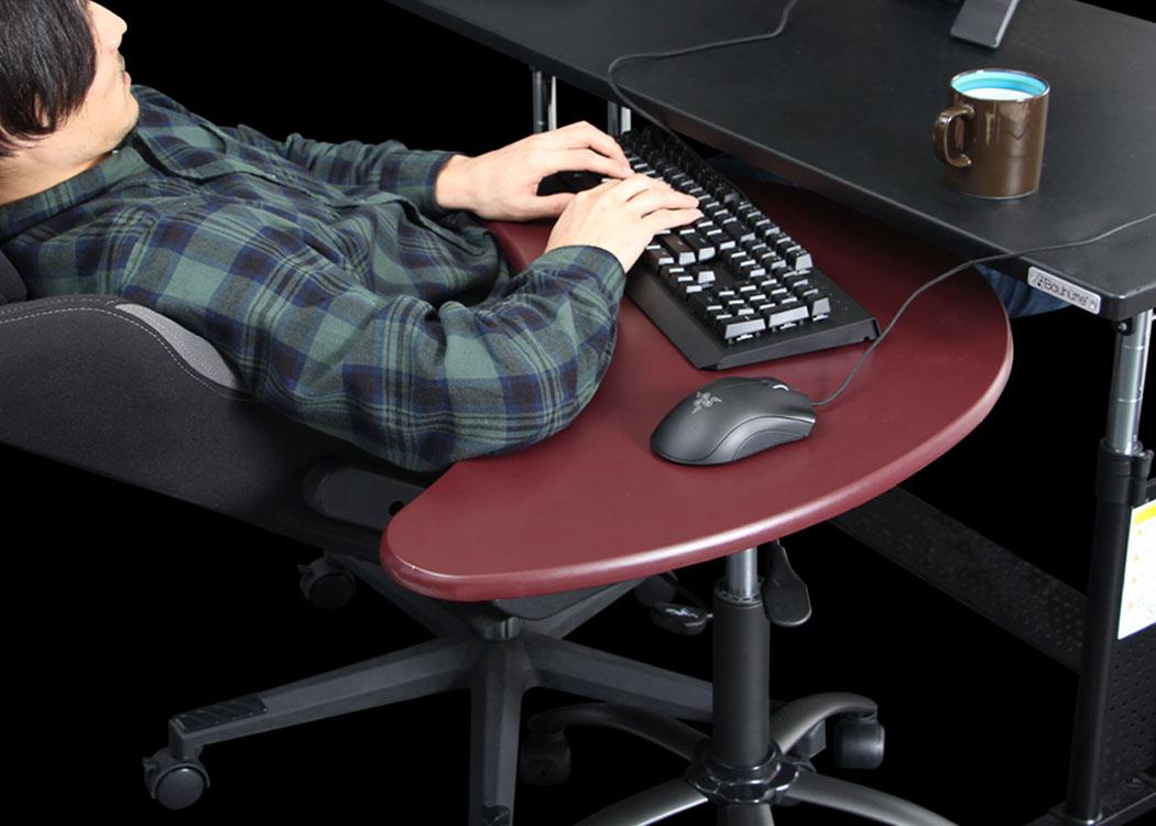 マウステーブル BLT-73-BR