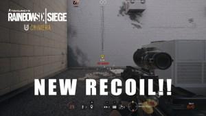 R6S 新リコイル