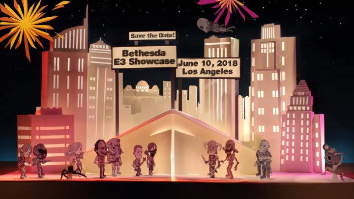 ベゼスダ ソフトワークス E3 2018