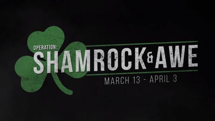 CoD:WWII: イベント「Operation: Shamrock and Awe」開催 、2種の新武器やマップなど多数の新要素