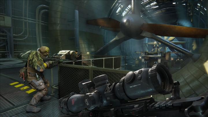 リアルスナイパーFPS『スナイパー ゴーストウォーリアー3』:本日マルチプレイヤーを実装