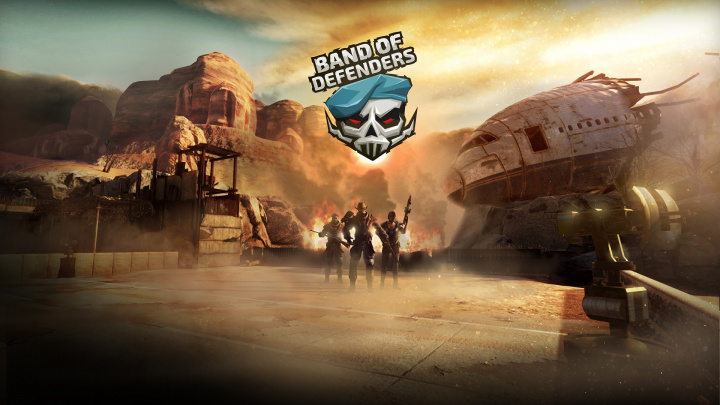 4人協力型タワーディフェンスFPS『Band of defenders』登場、世紀末な世界観が魅力