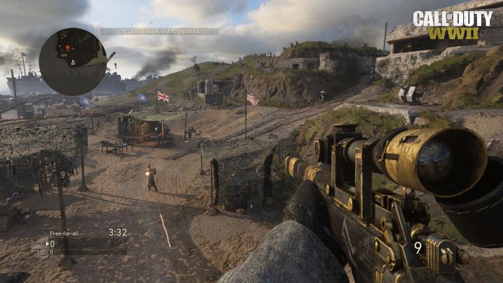 CoD:WWII:13の新武器・フェイスペイント・スーパー兵士の新師団「奇襲」・DLC3マップなど判明