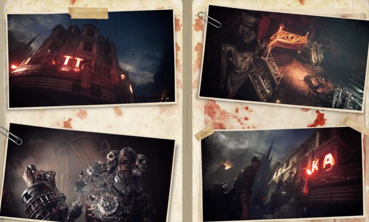 CoD:WWII:機密ページにてゾンビモード新章「翳りの王座」のスクリーンショットなど発掘