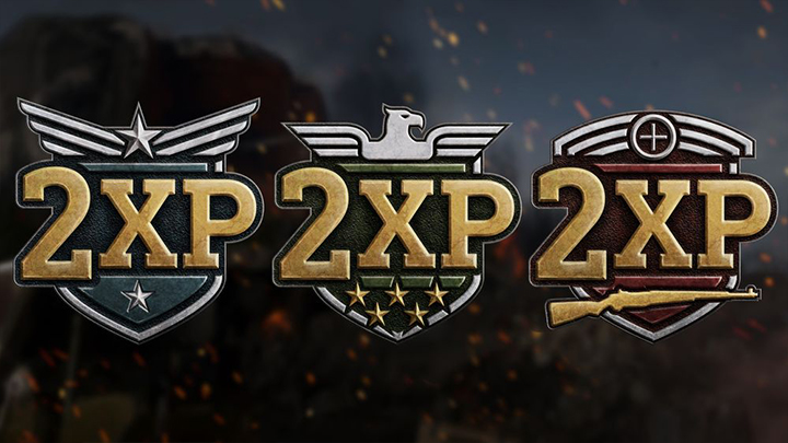 CoD:WWII:兵士・武器・師団・ゾンビのダブルXPを一挙開催(全機種)