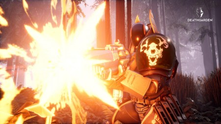 ハンター1人 vs 逃走者5人:新作シューター『DEATHGARDEN』新たなトレーラーとゲーム内スクリーンショットが公開