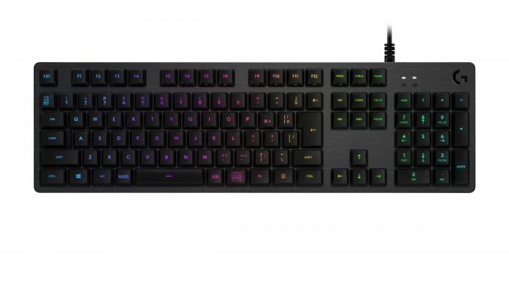 Logicool新製品:eスポーツ向けフラッグシップキーボード「G512」読者プレゼント
