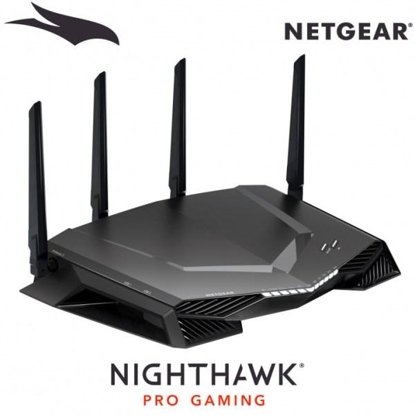 遅延の原因を排除しラグを軽減するプロゲーミングルーター「Nighthawk XR500」 4月26日発売