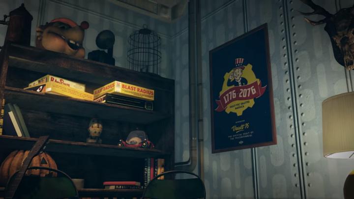 Fallout 76 ティザートレーラー